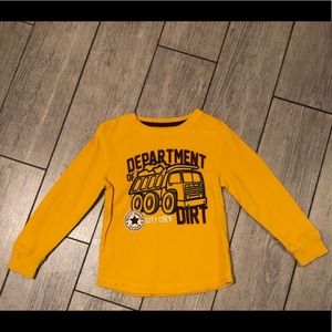 Jumping beans thermal long sleeve
